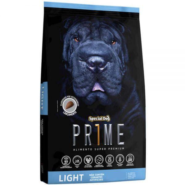 Ração Special Dog Prime Light para Cães Adultos 15kg