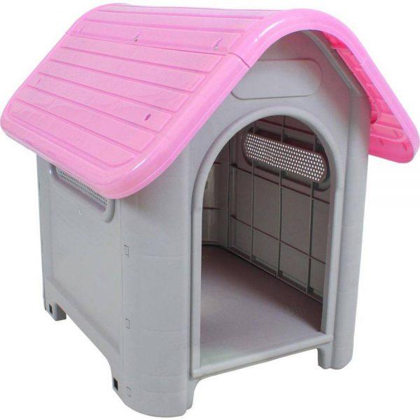 Casinha De Cachorro Plástica Mec Desmontavel N.3 (consultar cor antes da compra )