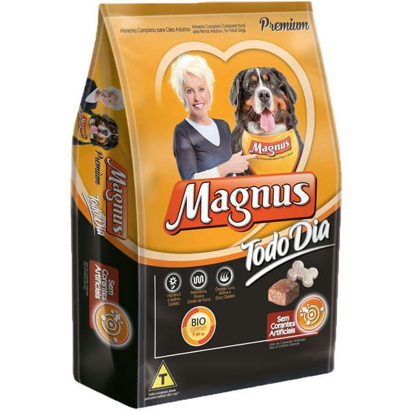 MAGNUS ADULTO TODO DIA 15 KG