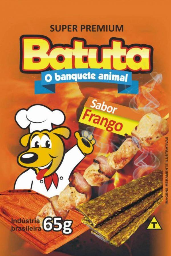 BATUTA BIFINHO FRANGO 65 GR (unidade )