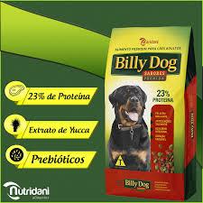 Ração Billy Dog Sabores 15kg