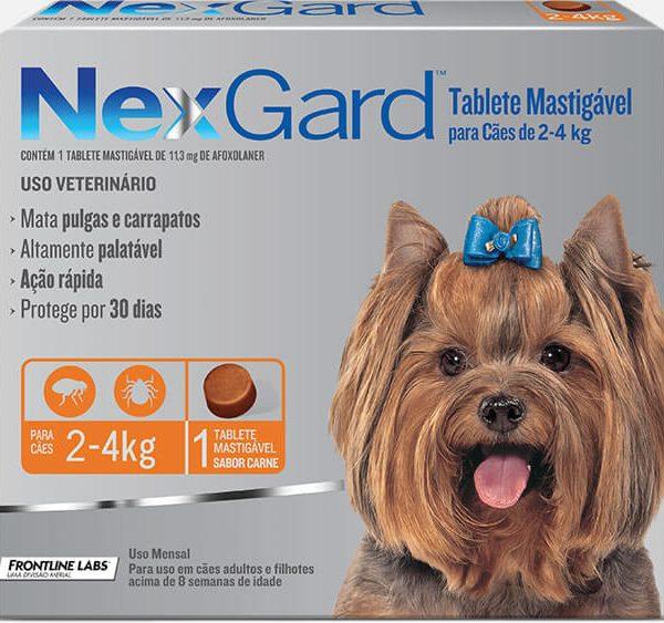 NEXGARD 2 A 4 KG (UNITÁRIO )