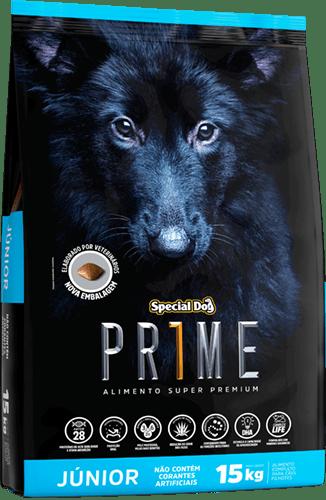 Special Dog Prime Júnior 15 kg