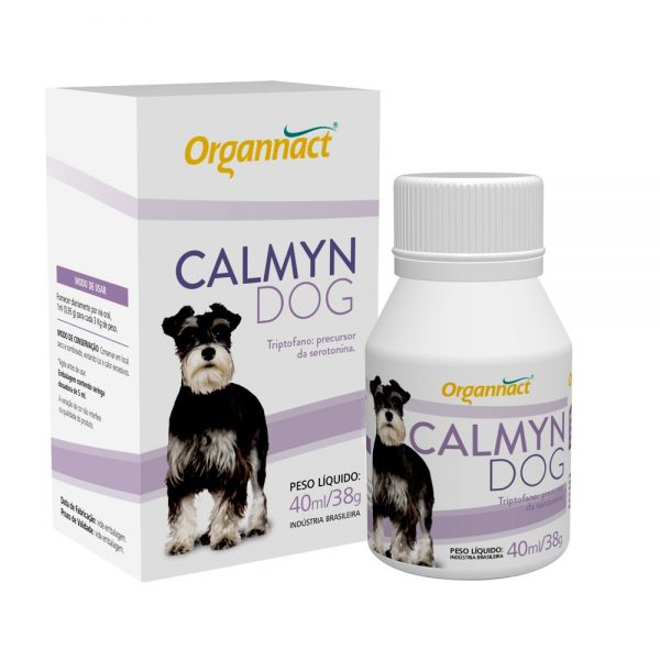 Calmyn Dog Organnact 40 ml
