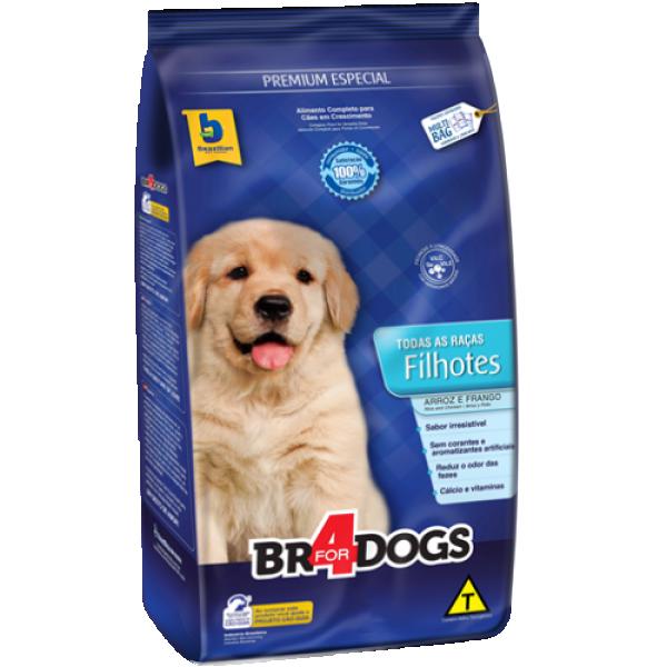 BR4 DOGS FILHOTES TODAS RAÇAS 15kg