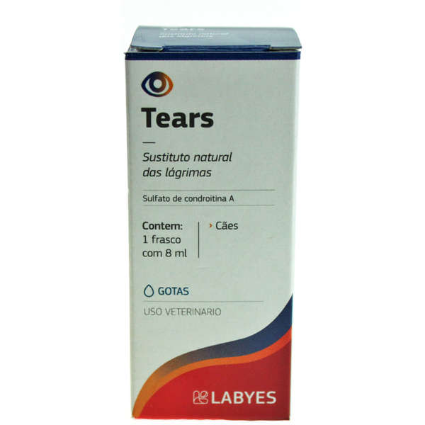 Colírio Labyes Tears Substituto das Lágrimas – 8 mL