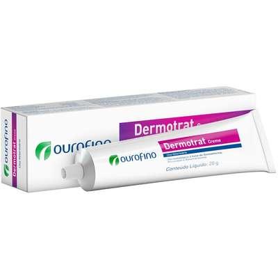Anti-inflamatório Ouro Fino Dermotrat Creme – 20 g