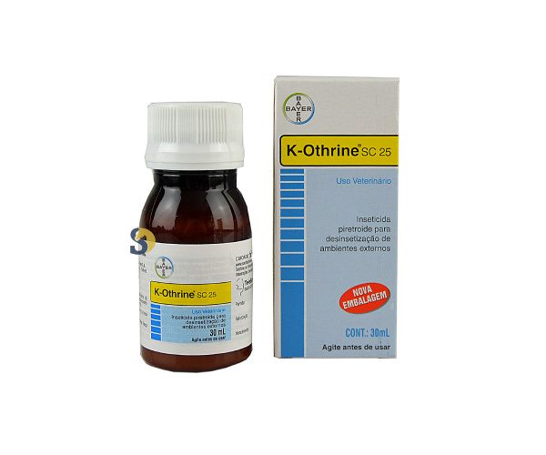 K-othrine SC 25 – 30 ml Bayer