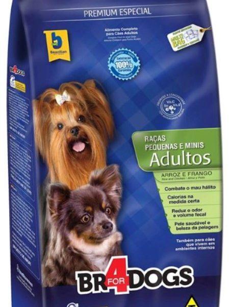 BR4 DOGS RAÇAS PEQ/MINI 15kg