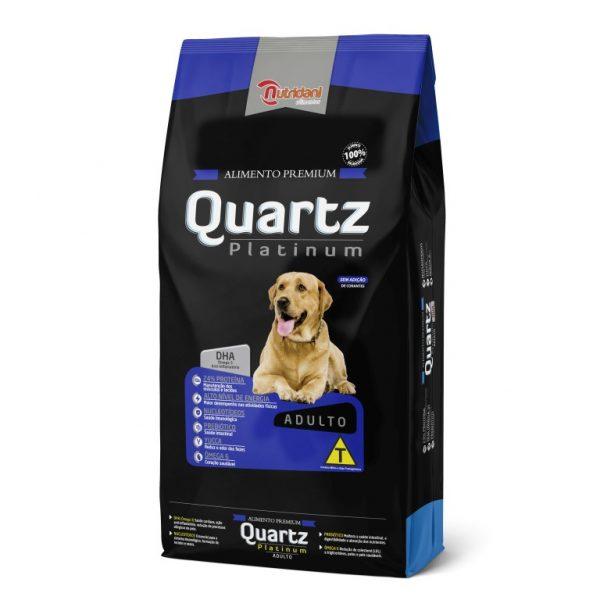 Quartz Platinum. 24% de Proteina