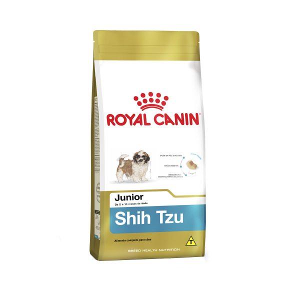 Ração Royal Canin Shih Tzu – Cães Filhotes 1 kg