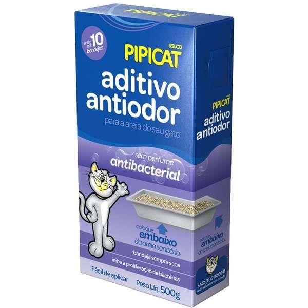 Aditivo Antiodor Kelco Pipicat Antibacterial – 500 g