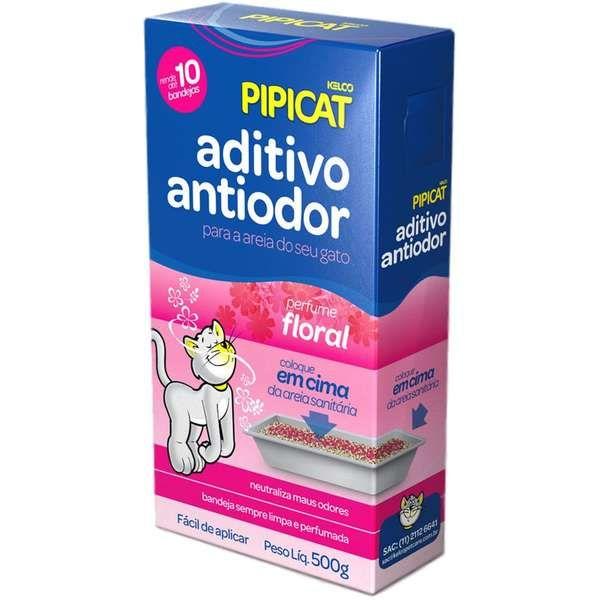 Aditivo Antiodor Kelco Pipicat Floral – 500 g