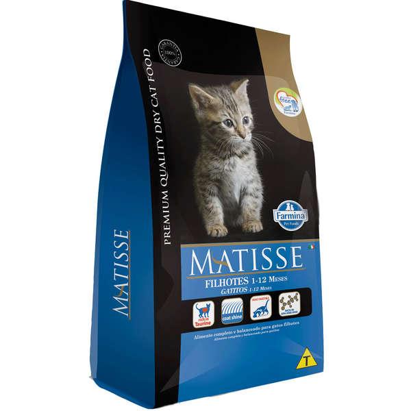 Ração Farmina Matisse para Gatos Filhotes com 1 a 12 Meses de Idade 2 kg
